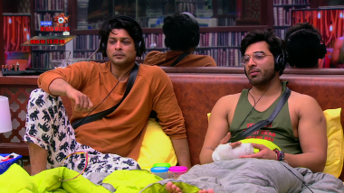 Bigg Boss 13 Episode 50 Updates 9 Dec 2019: Sidharth and Paras Watch Housemates from a Secret Room